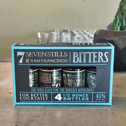 seven stills bitters san francisco